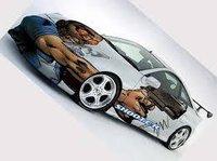 Automotive Vinyl Wraps For Cars