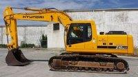 Excavator 210 Rental Service