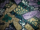 African Real Wax Cotton Designer Fabric