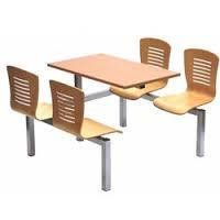 Restaurant Multiseater Table