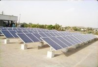 Economical Solar Panel Mounting Structures