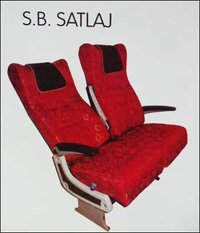 Bus Passenger Satlaj Seats