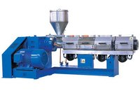 Rubber Extruders Machine