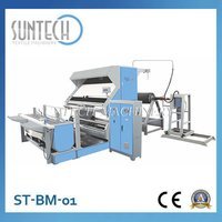 Batching Machine With Direct Centre Driven System