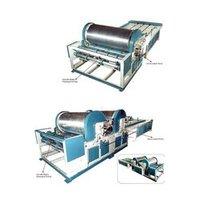 Single And Double Colour Flexo Board Printer