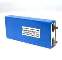 Rechargeable High Discharge LiFePO4 3.2V 25Ah Prismatic Battery Cell