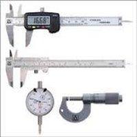 Micrometer And Vernier Caliper