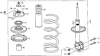 Auto Shock Absorber Kit