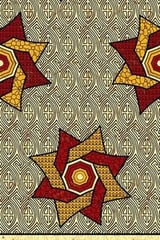 African Cotton Printed Fabric