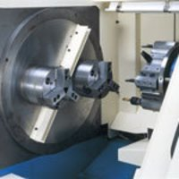 Lathes And Bar Fed Machines