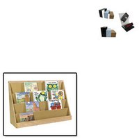 Product Display Stand For Books