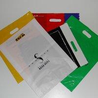 HM Printed Plastic Bags