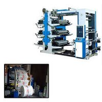 Non Woven Flexo Bag Printing Machine For Bag Printing