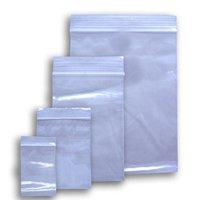 Zip Top Poly Bags