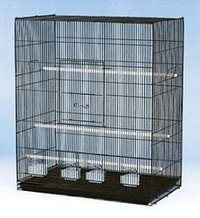 Black Breeding Cage