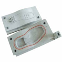 Robust Pvc Airblowing Shoe Sole Mould
