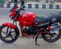 Used HERO GLAMOUR Model Motorcycle