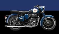 Used Royal Enfeild Classic 350 Model Motorcycle