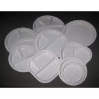 Plastic Disposable Dinner Plates