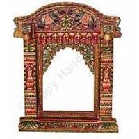 Wooden Hand Crave Jharokha