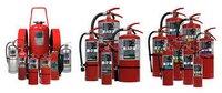 Portable Fire Extinguisher Cylinder