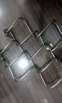 Gi Electroplated Chain Link Fence