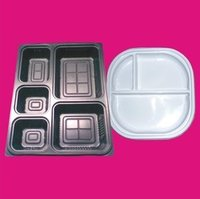 Vacuum Forming Pvc And Hips Lunch Tray