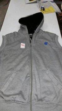 Half Sleeves Sweatshirt