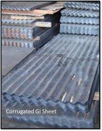 Corrugated Galvanised Sheets
