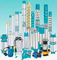 Industrial Submersible Pumps