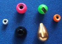 Galvanized Tungsten Fishing Beads