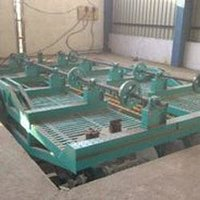Rock And Roll Rotational Moulding Machine