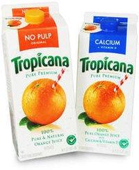 Tropicana Juices