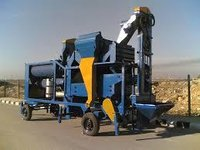 Automatic Standard Mobile Seed Processing Plant