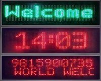Electronic Moving Display Board