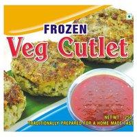 Frozen Veg Cutlet Vegetarian