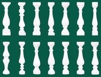 Decorative Gfrc Balusters