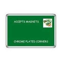 Resin Coated Magnetic Green Boards