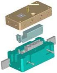 Plastic Injection Mould Designing Service