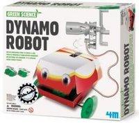 Dynamo Robot Toy