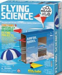 Flying Science Toy
