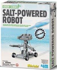 Salt Water Power Robot Toy
