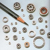 Air Conditioning Compressor Bearings,