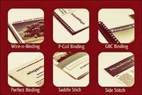 High Quality Books Binding Services