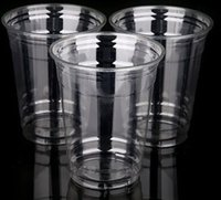 Disposable Glass With Lid
