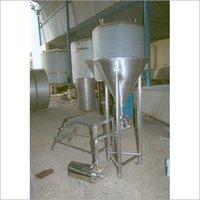 Butter Milk Storage Tanks