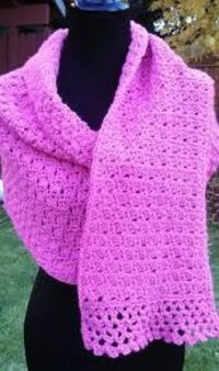 Crochet Design Shawl