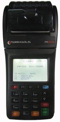 Mpos Fx-300r Portable Billing Machine