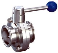 Tc/Tri Clover Butterfly Valves