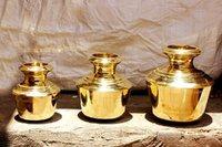 Brass Copper Kudam / Thertha Kalasam